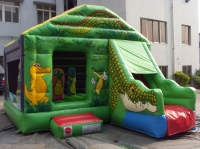 Crocodile bouncy castles inflatables
