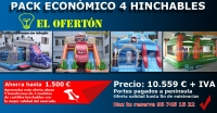 Pack Hinchables 2