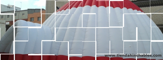 Organization events inflatables